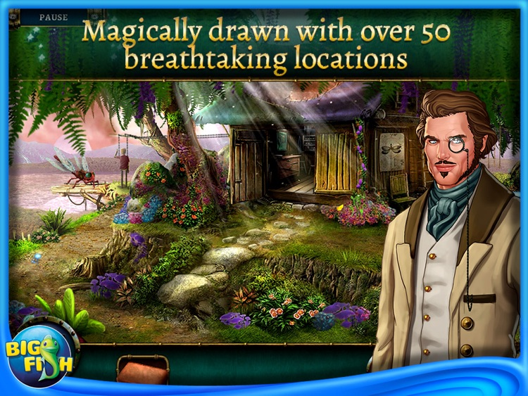 Botanica: Into the Unknown Collector's Edition HD - A Hidden Object Adventure