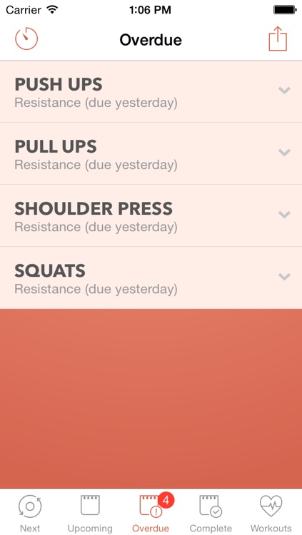 Workout Plan - Fitness Schedule & Journal