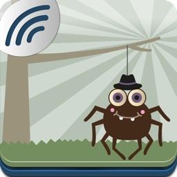 Spider Web Puzzle Game