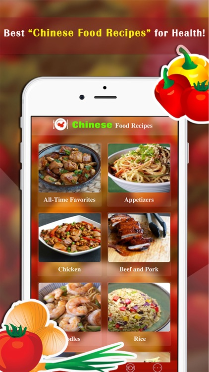 Chinese Food Recipes+