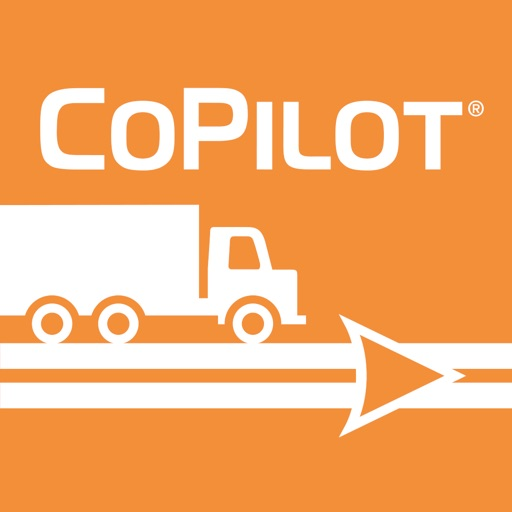 CoPilot Truck HD USA & Canada – GPS Navigation & Truck Routing with Offline Maps icon