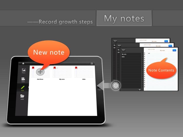 MyFolder HD & Professional private document management --Pro screenshot-3