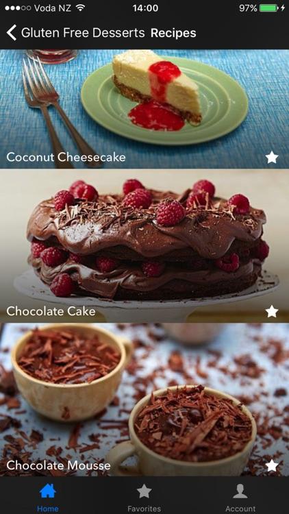 Gluten Free Desserts ©