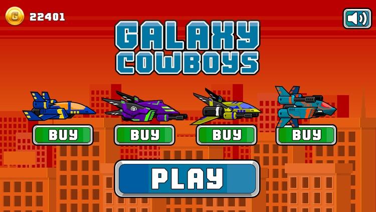 Galaxy Cowboys - A Free Space Shooting Game