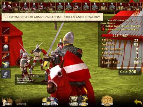 Great Battles Medieval для iPad