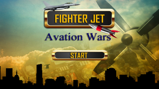 War Jet Dogfights in the Sky: Free Combat Shooting Gameのおすすめ画像1