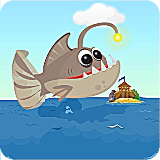 Fish Garbage Ocean Eating Frenzy - Epic Water Trash Hunter Free