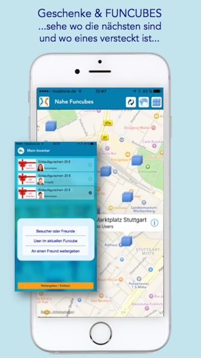 FUNCUBES - neue Freunde treffen & Geschenke findenScreenshot von 3
