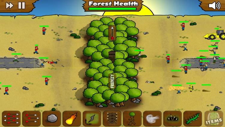 Forest Fury screenshot-4