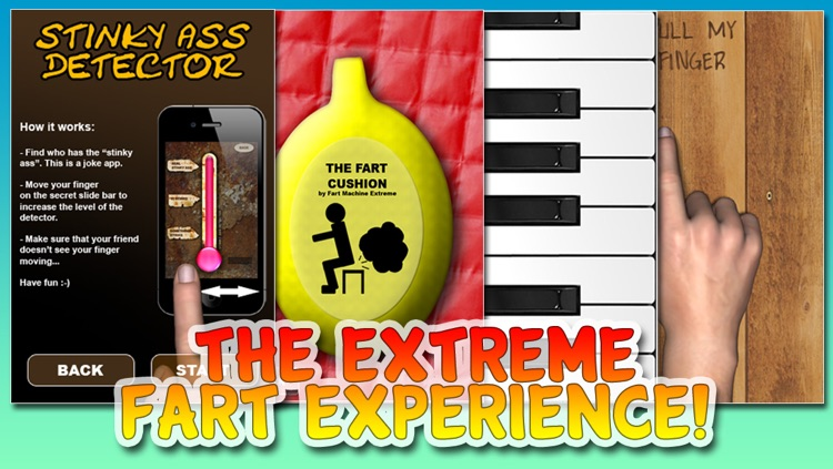 Fart Machine Extreme - The ultimate fart experience