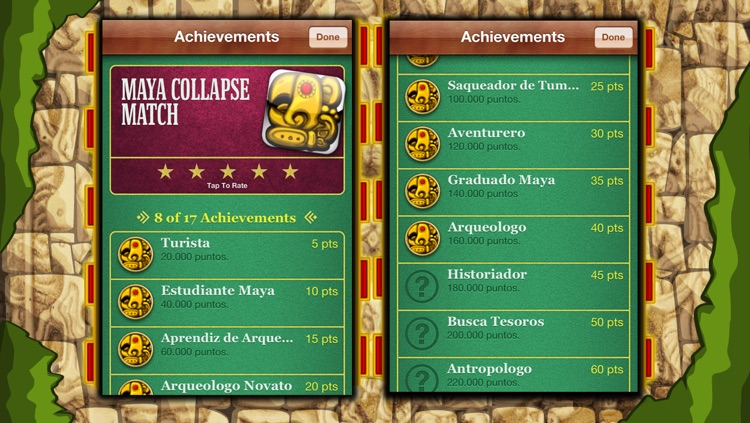 Antique Mayan Blocks - Collapse, Earn, Mash, Trap and Splash Jewel Pieces screenshot-3