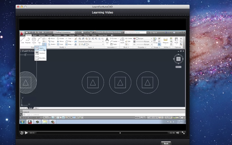 Learn for AutoCAD screenshot 3
