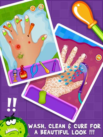Baby Nail Doctor- Girls & Fun Kids Games-ipad-1