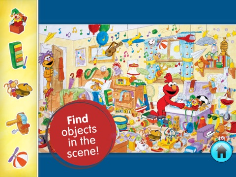 Look and Find® Elmo on Sesame Street for iPad Revenue and Downloads