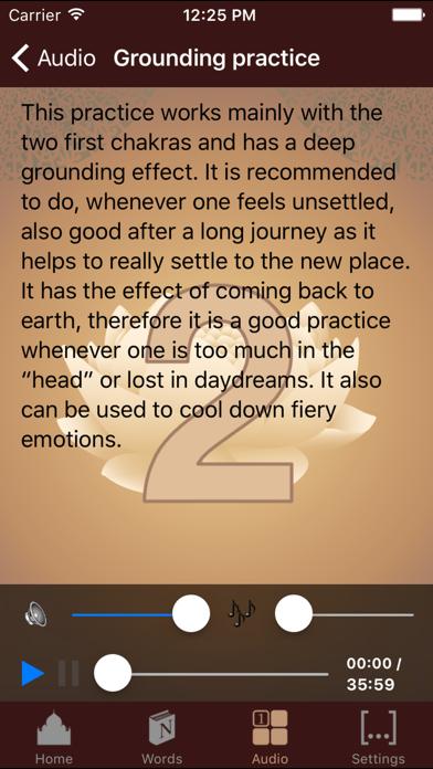 Yoga Nidra 2 screenshot three