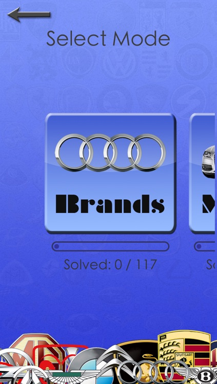 Car Logos Quiz screenshot-1