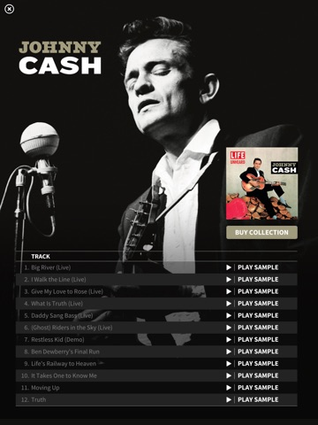 Life Unseen Johnny Cash By Editors Of Life Books On Apple Books