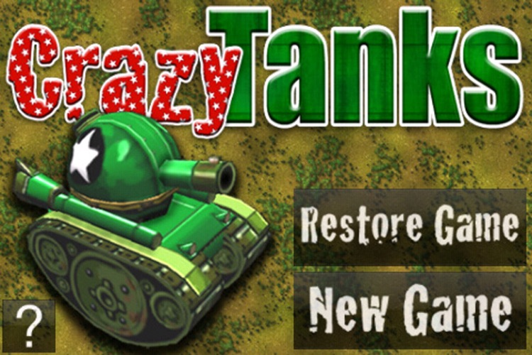 Crazy Tanks Lite screenshot-3