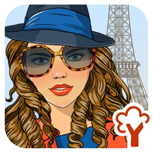 Прогулки в Париже, игра – одевалка