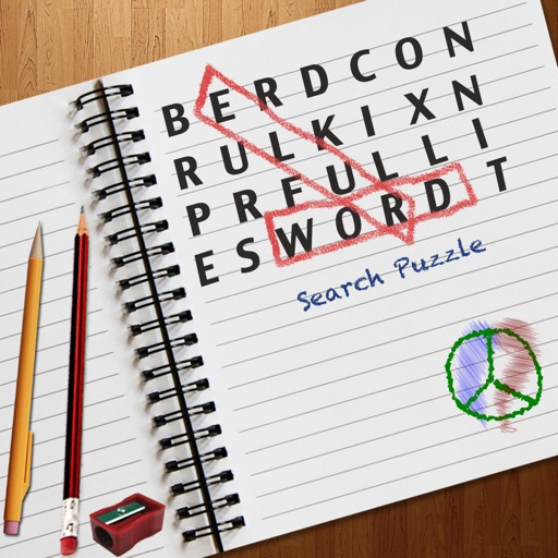 Word Search Trivia ( WordSearch Puzzle )
