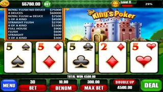 Players Touch Poker screenshot three
