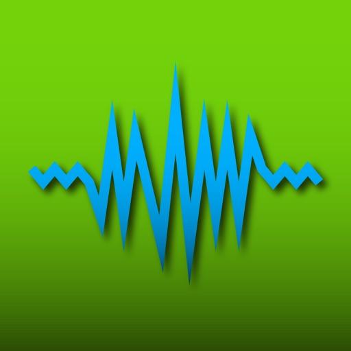 GeoPhone Vibration Detector