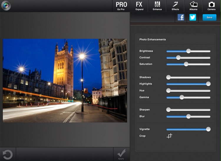 PixelPoint HD - Photo Editor and Camera Photo Effects screenshot-0
