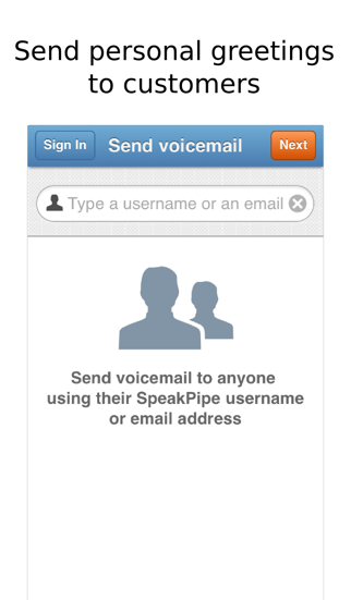download SpeakPipe apps 4