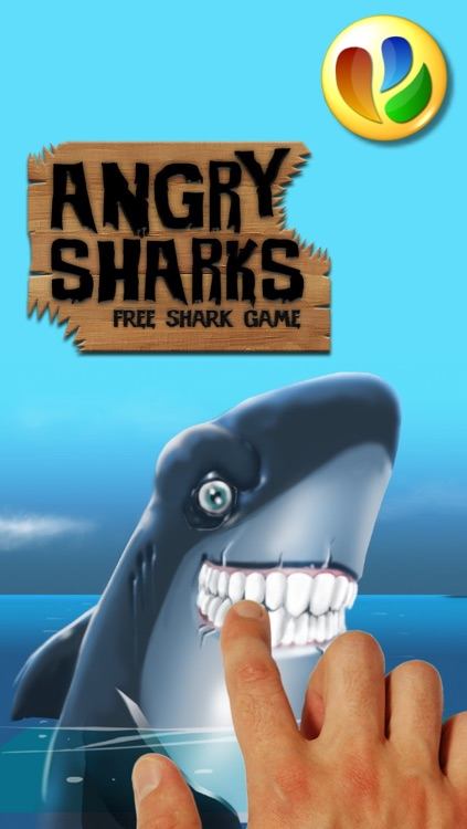 Angry Sharks screenshot-0