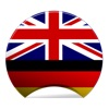 Offline German English Dictionary Translator for Tourists, Language Learners and Students