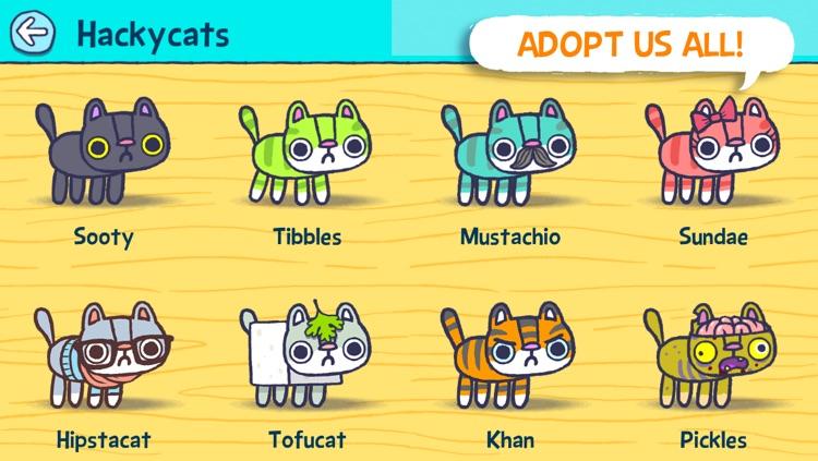 Hackycat screenshot-3