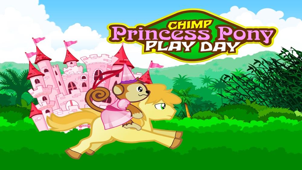 Chimp Princess Pony Play Day Cheat Codes