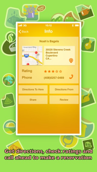 Screenshot for Where To Eat? PRO - Find restaurants using GPS. in Korea App Store