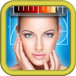 Golden Beauty Meter - using the Golden Ratio to score your face as pretty or ugly