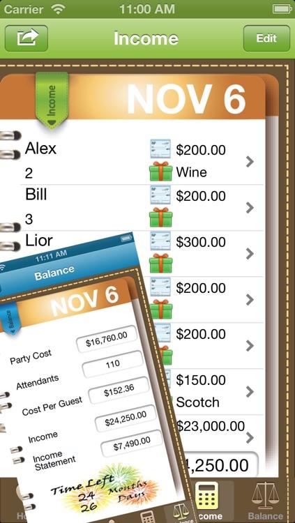 Party Planner - iParty Deluxe screenshot-3
