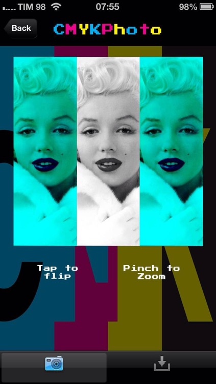 CMYKPhoto FREE - Perfect CMYK effect for your photos (Cyan, Magenta, Yellow and Black) screenshot-3
