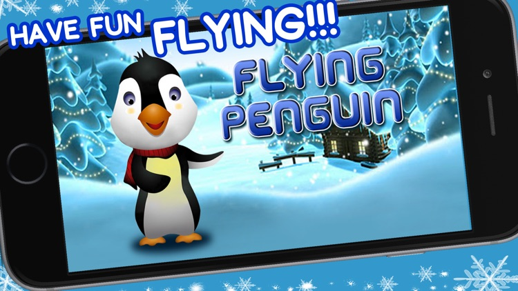 Pengu The Flying Penguin: Unforgettable Chilly Adventure in Frozen Land! screenshot-4