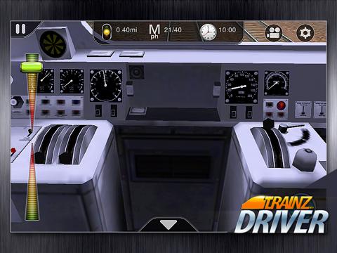 Trainz Driver - train driving game and realistic railroad simulatorのおすすめ画像4