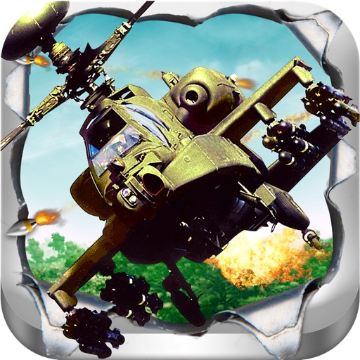 Angry Battle Choppers - A Helicopter War Game!