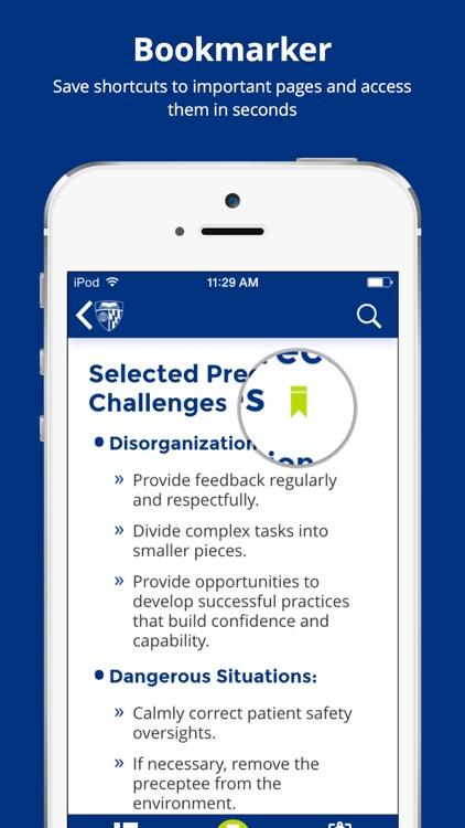 Preceptor Training: Core Concepts for Clinical Preceptors & Faculty screenshot-3