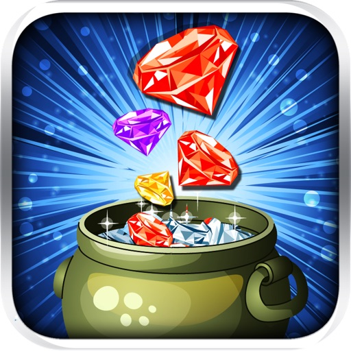 Gem Flow: Connect the Jewels