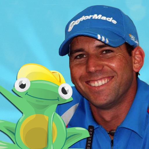 Once upon a time there was GOLF - interactivestory with Sergio Garcia