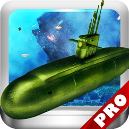 Angry Battle Submarines PRO - A War Submarine Game!