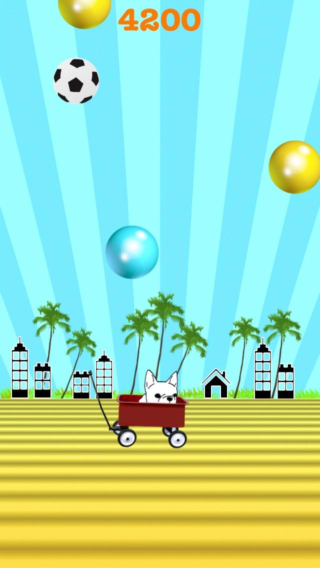 リフティング犬スクリーンショット2