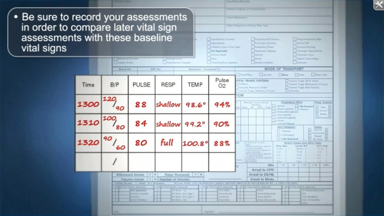 Medrills: Secondary Assessment Medical screenshot-2