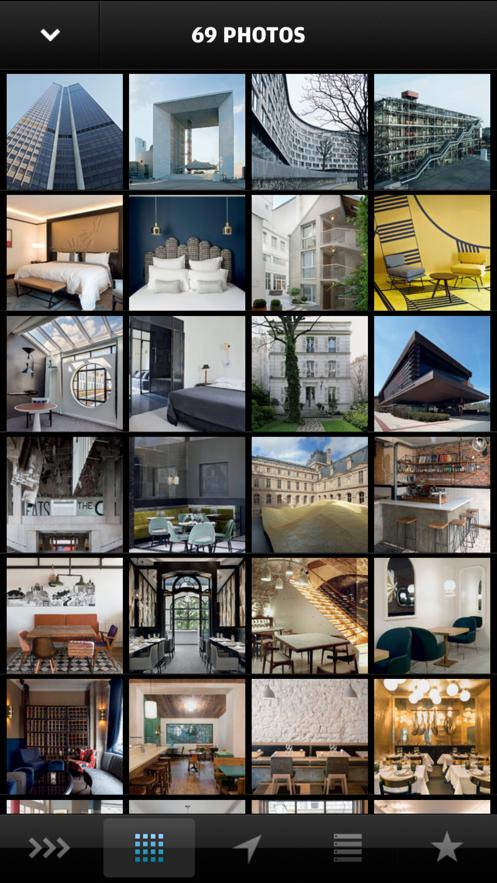 Paris: Wallpaper* City Guide App 截图