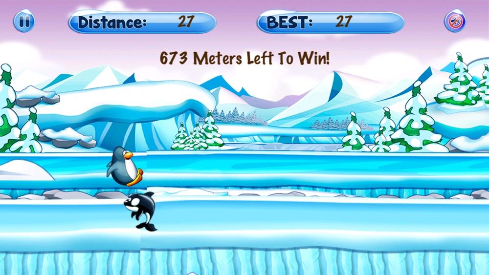 Penguin Runner - My Cute Penguin Racing Game hack tool