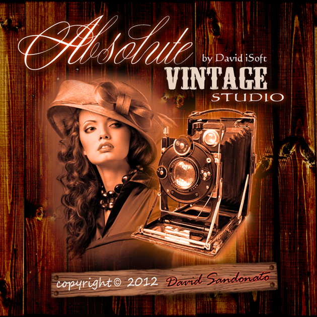 ‎Absolute Vintage STUDIO
