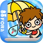 Fun Rainy Day (FREE)  - Jajajajan Kids Song & Coloring picture book series icon