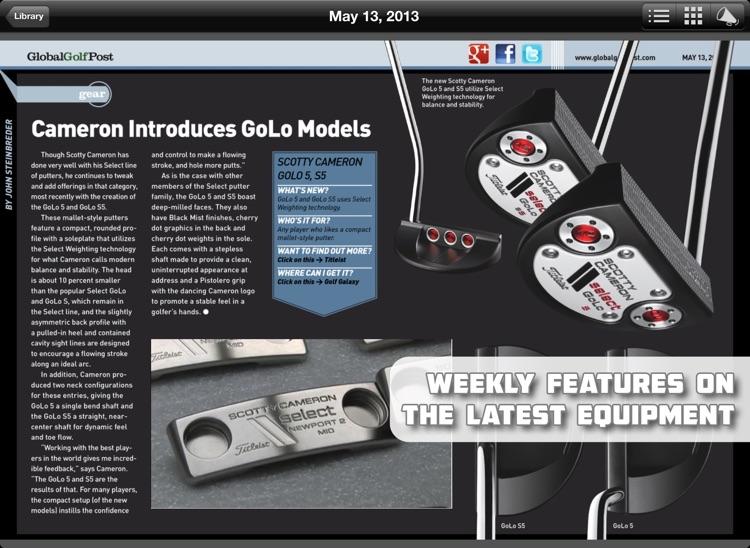 Global Golf Post screenshot-3
